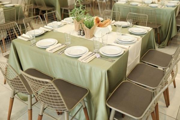 Residence Netanya dinning room