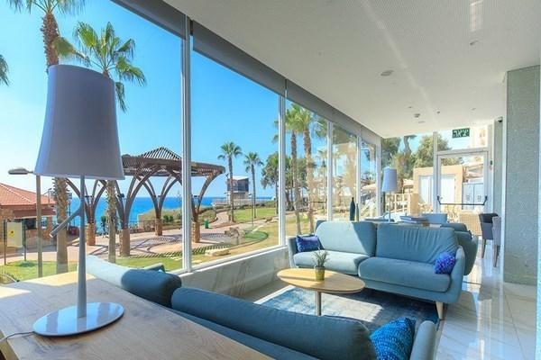 Residence Netanya lobby
